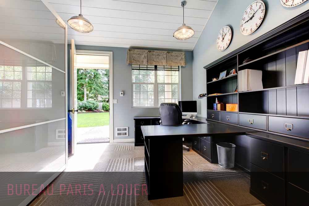 location bureaux paris. Black Bedroom Furniture Sets. Home Design Ideas
